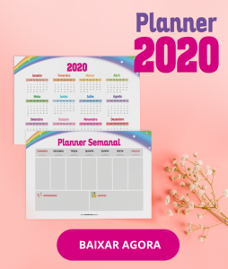 Planner 2020 para Download – Versão Grátis e Versão Completa - Planner Semanal, Mensal, Anual, Controle do Ciclo Menstrual, Cronograma Capilar, Fitness, Controle Financeiro e mais. Baixe Agora!