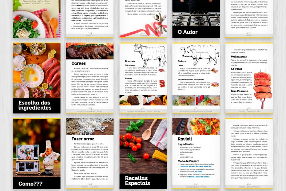 eBook Cozinha Autodidata (Adriano Barbosa)